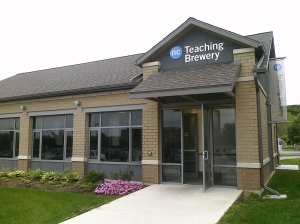 Niagara College's Teaching Brewery