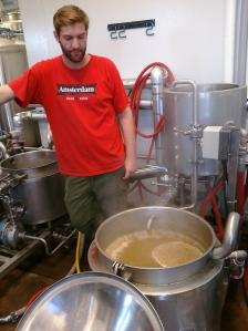 Brewing a Hefeweizen