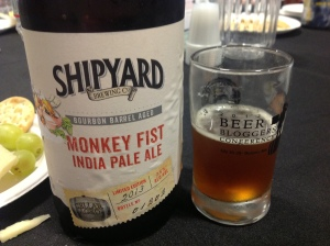 Shipyard Monkey Fist IPA
