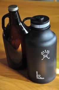 Hydroflask growler